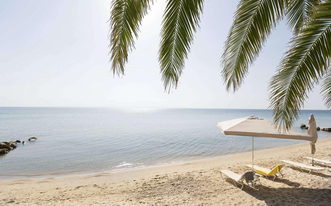 Golden Lux Beach Villa, Nikiti