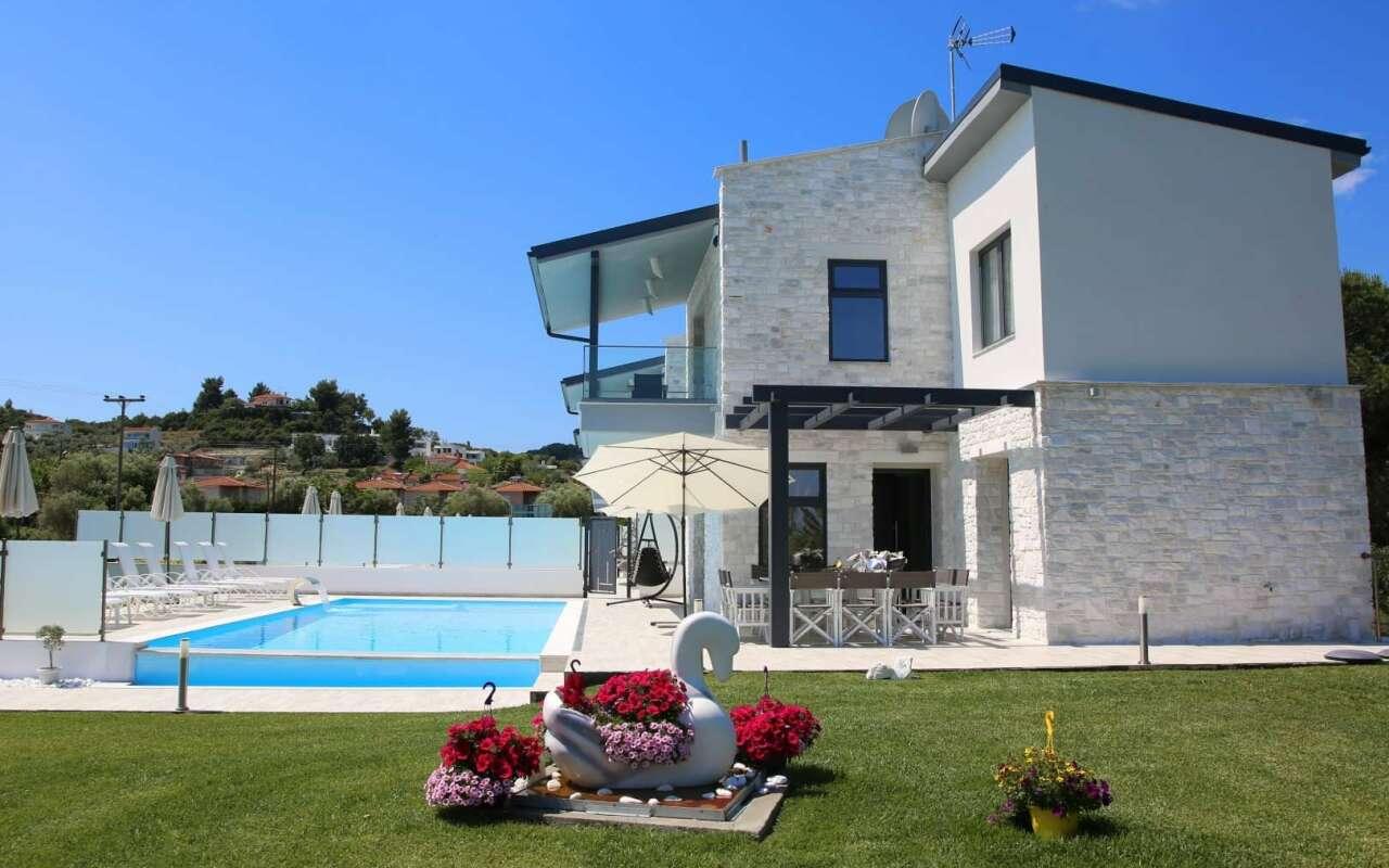 Blanchard Pool Villa, Pefkochori