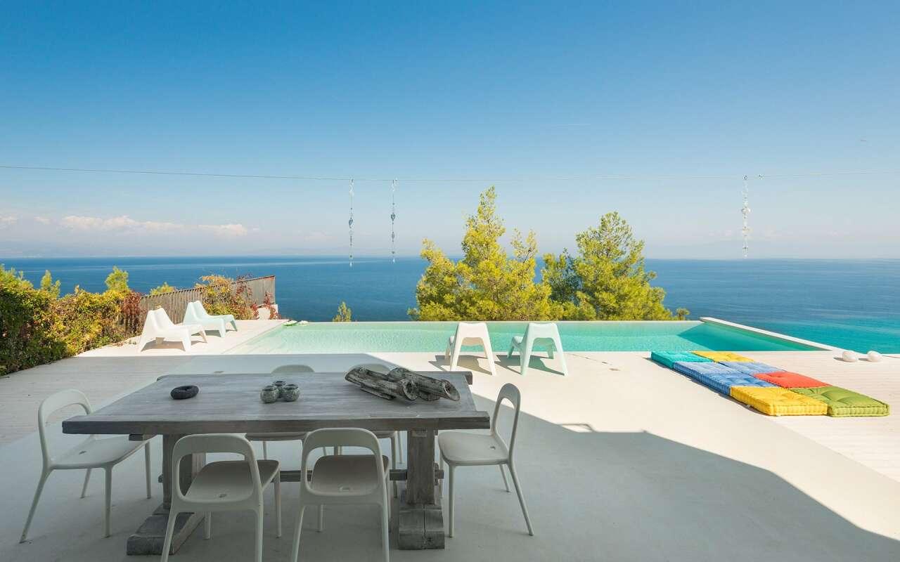Rockledge View Villa, Afytos