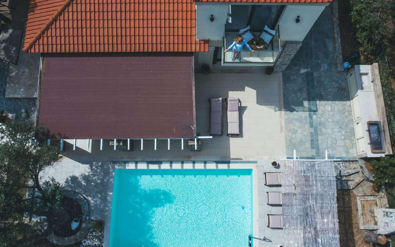 Brooks Sea View Villa, Vourvourou
