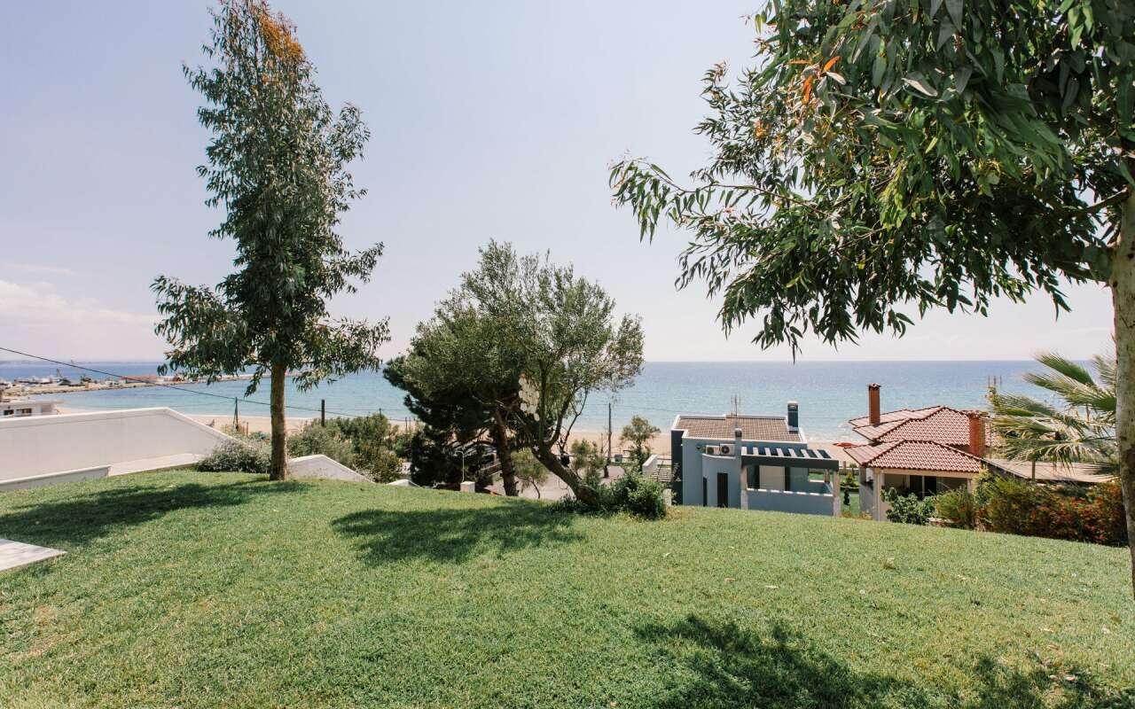 Borealis Sea Front Villa, Moudania