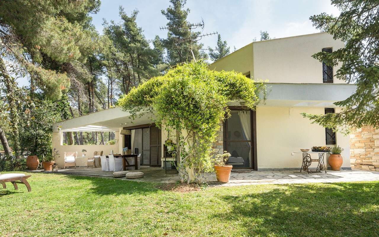 Coelo Shared Pool Villa, Sani