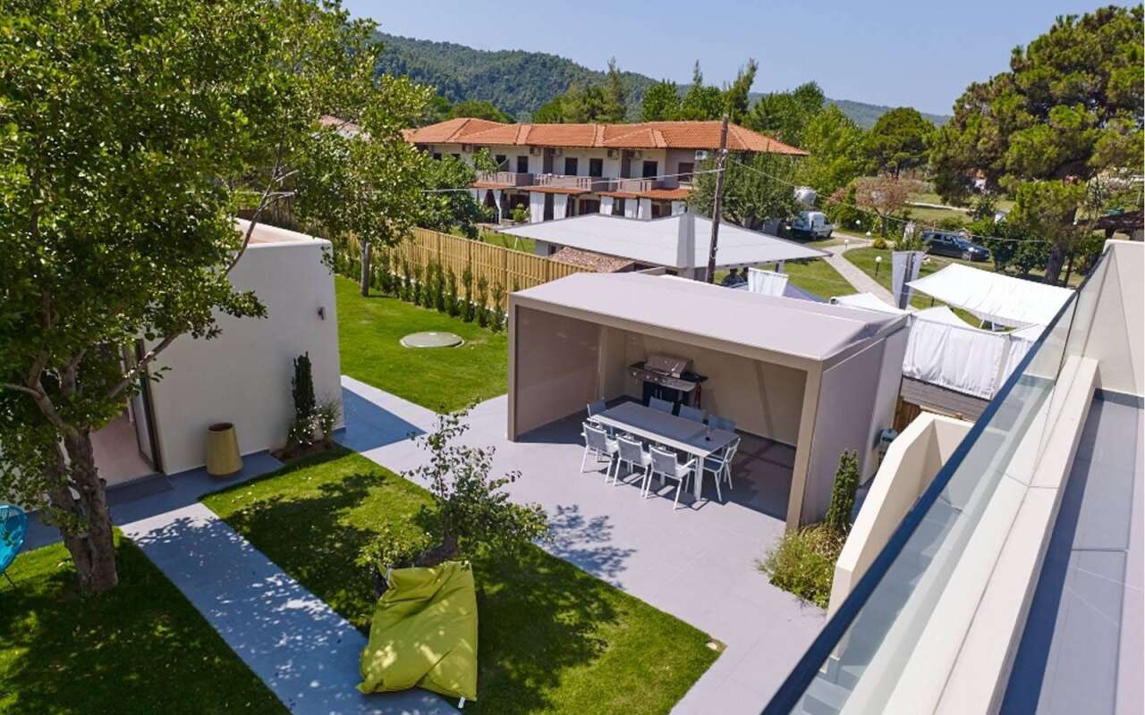 Tiamo Secrets Beach Front Villa, Vourvourou