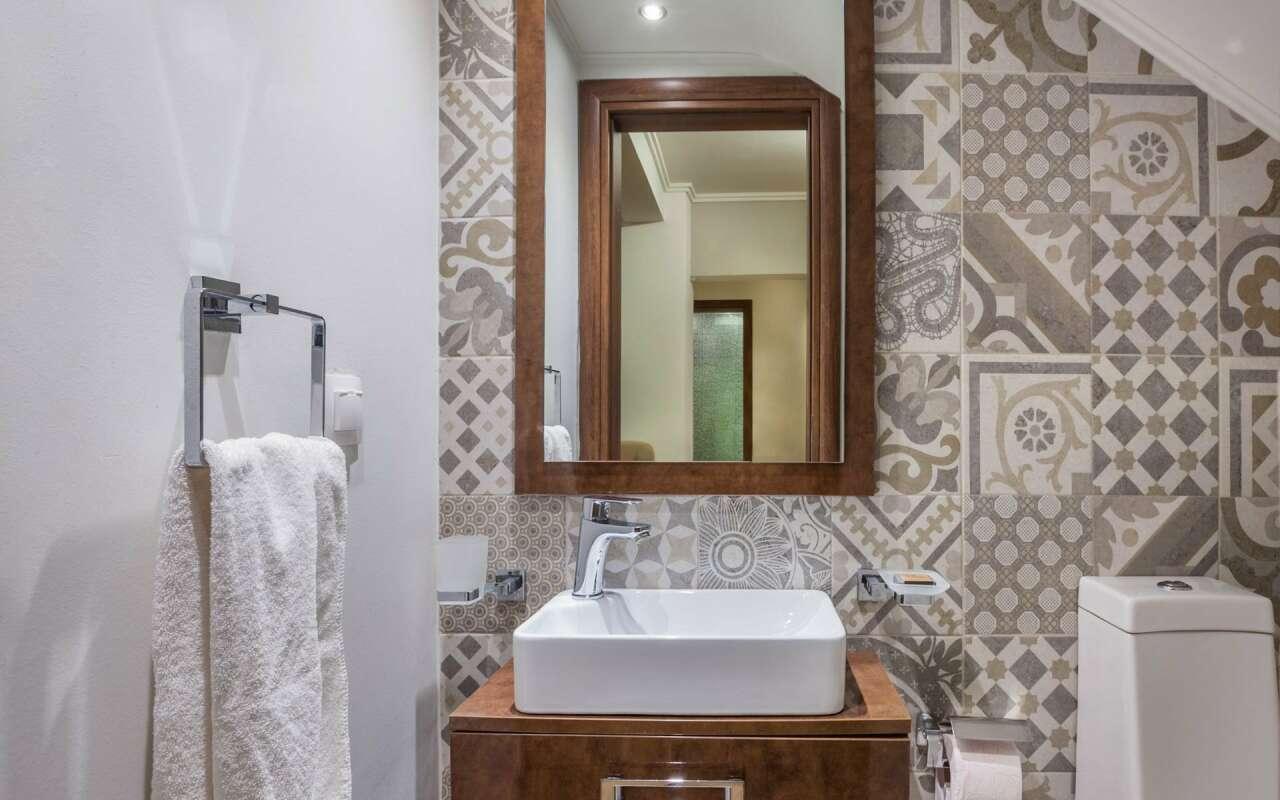 Sunny Exclusive 3 Bedrooms Villa, Chanioti