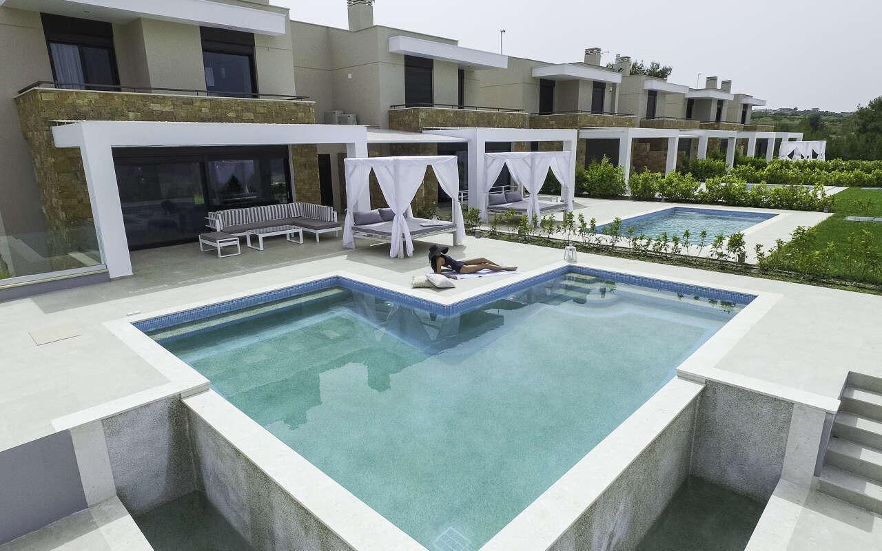 Bellevue Princess private pool Villa, Chanioti