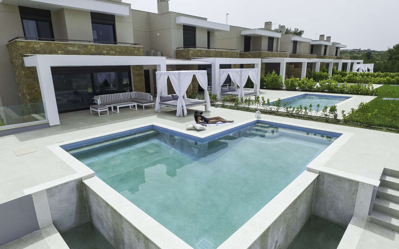 Bellevue Royal private pool Villa, Chanioti