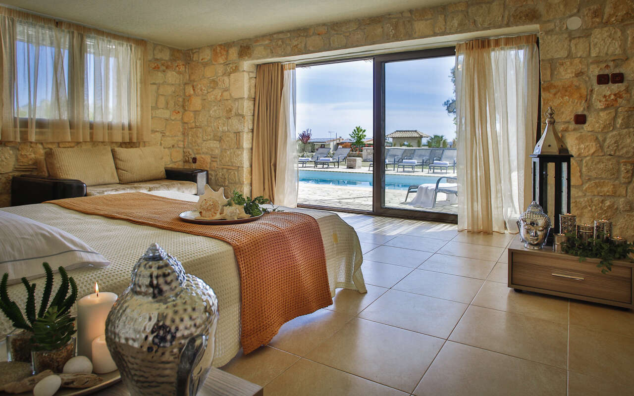 Nefeli King private pool Villa, Nea Skioni