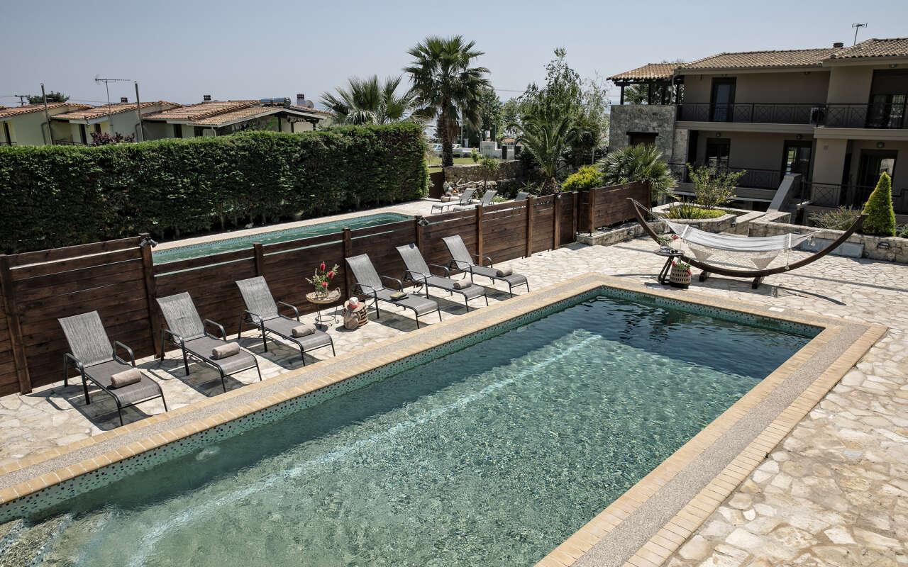 Nefeli Anemos Garden Villa, Nea Skioni