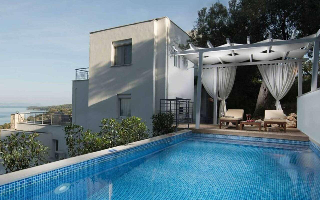 Kappa Alkistis Private Pool Villa, Paliouri
