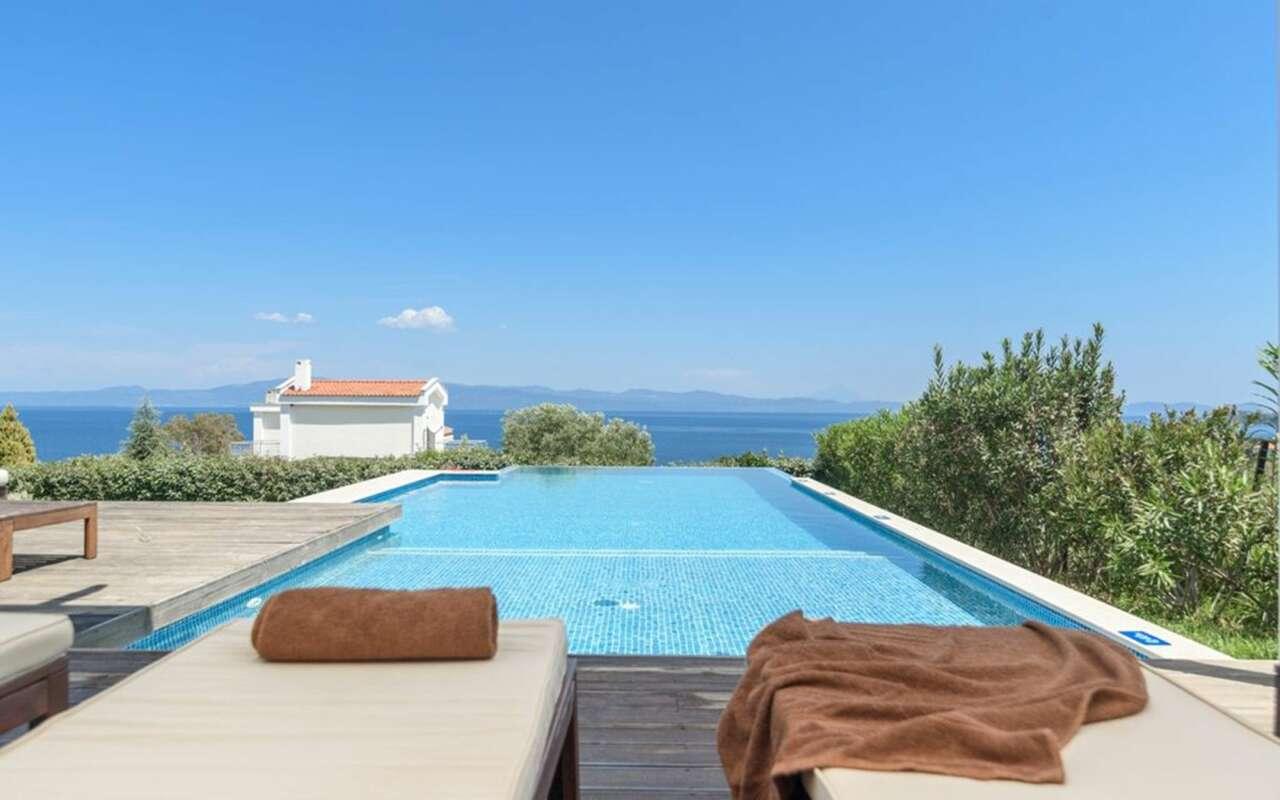 Kappa Ekavi Private Pool Villa, Paliouri