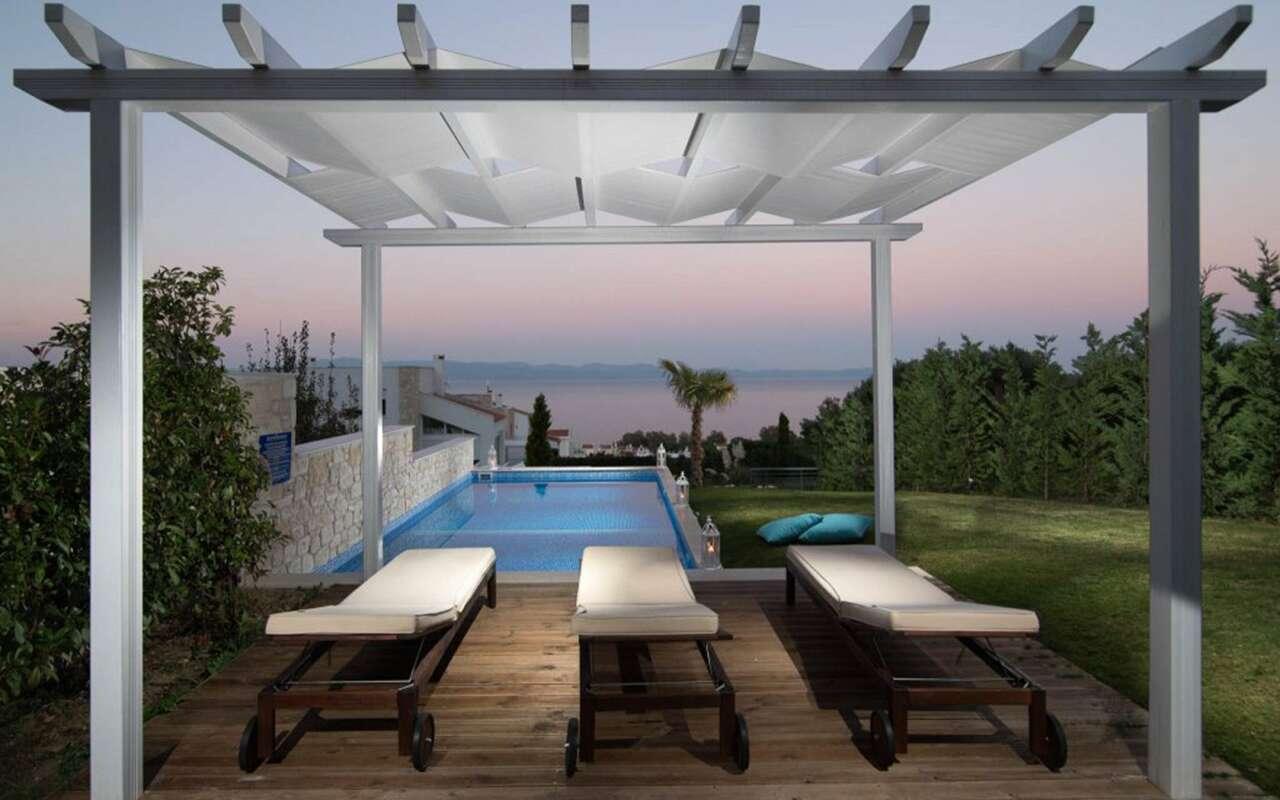 Kappa Electra Private Pool Villa, Paliouri