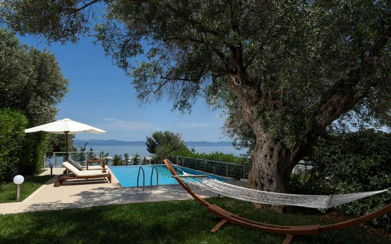 Kappa Iliahtis Private Pool Villa, Paliouri