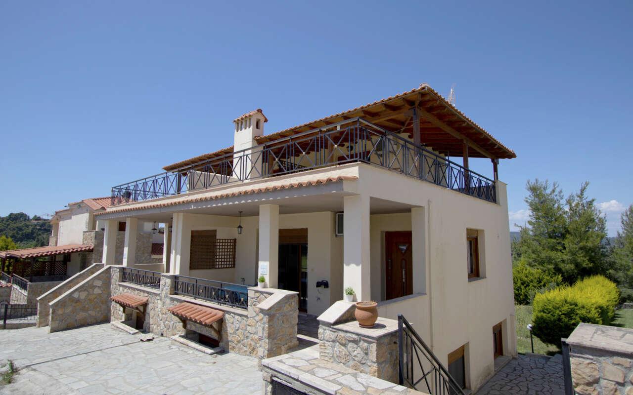 Akrogiali Villas IV, Posidi