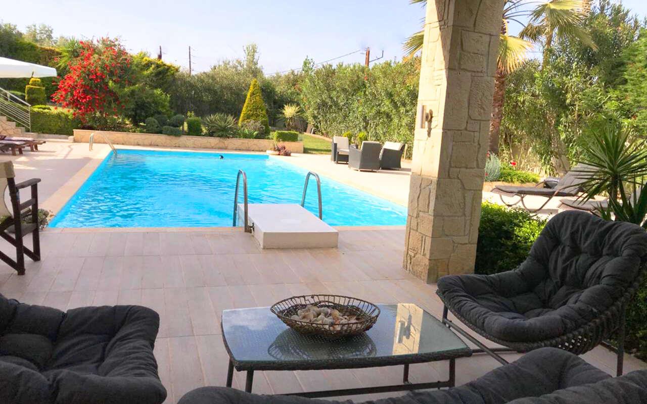 Jericho Beachfront Pool Villa, Paliouri