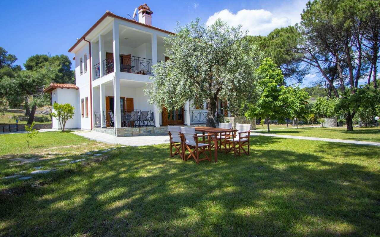 Filyra Private Beach Villa, Vourvourou