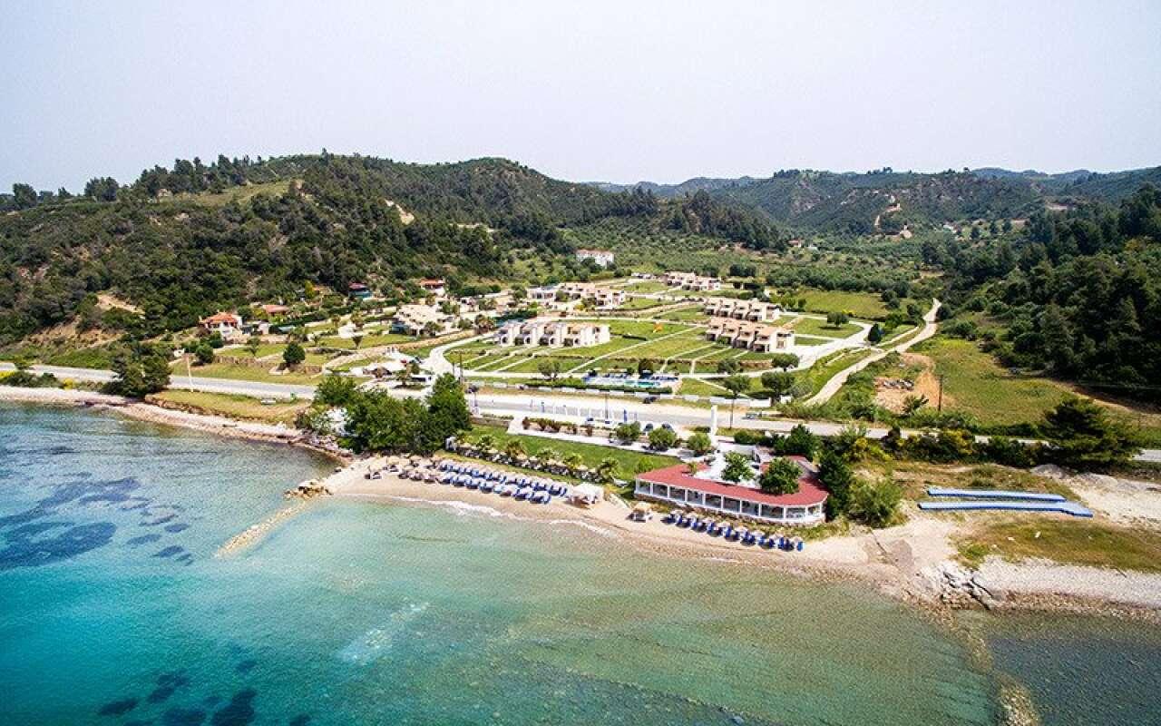 Nefeli 4 Bedroom Family Villa,Nea Skioni