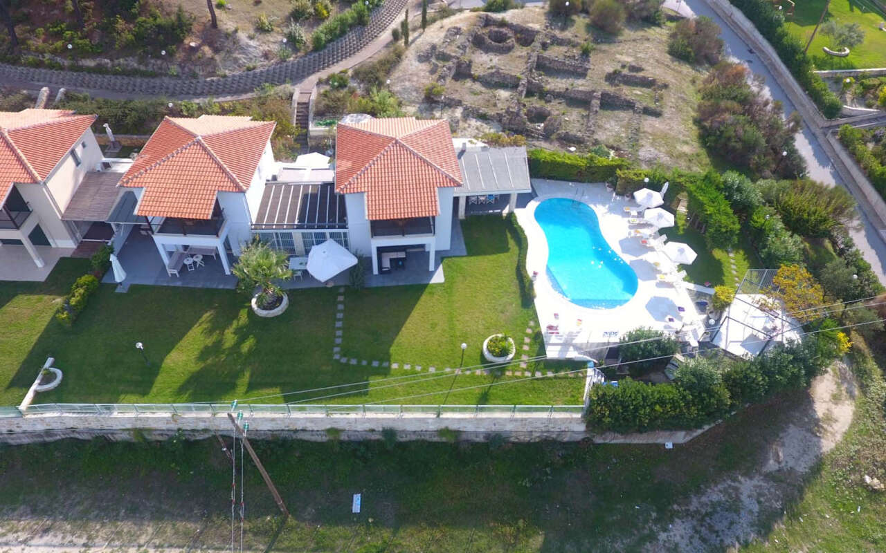 Twin Villa I, Hanioti