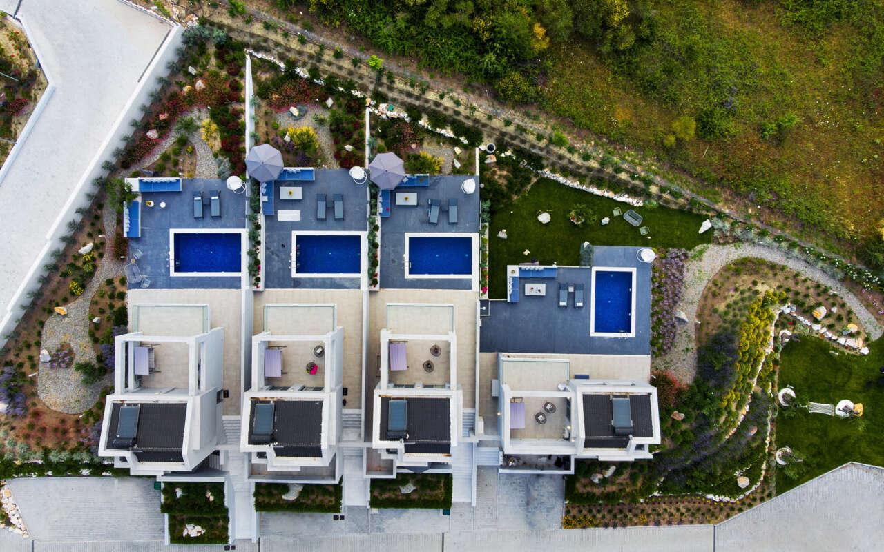 Soleado Exclusive 3 Bedroom Private Pool Villa, Fourka