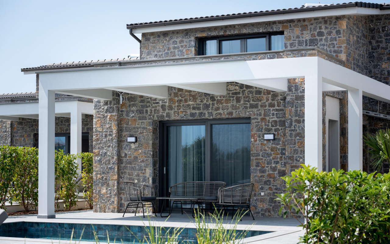 Terra Olivia Private Pool Villa, Paliouri