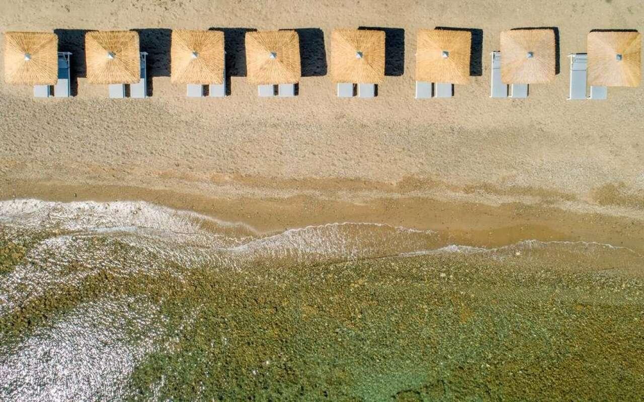 Villa D'Oro Deluxe Villa Private Pool, Paliouri