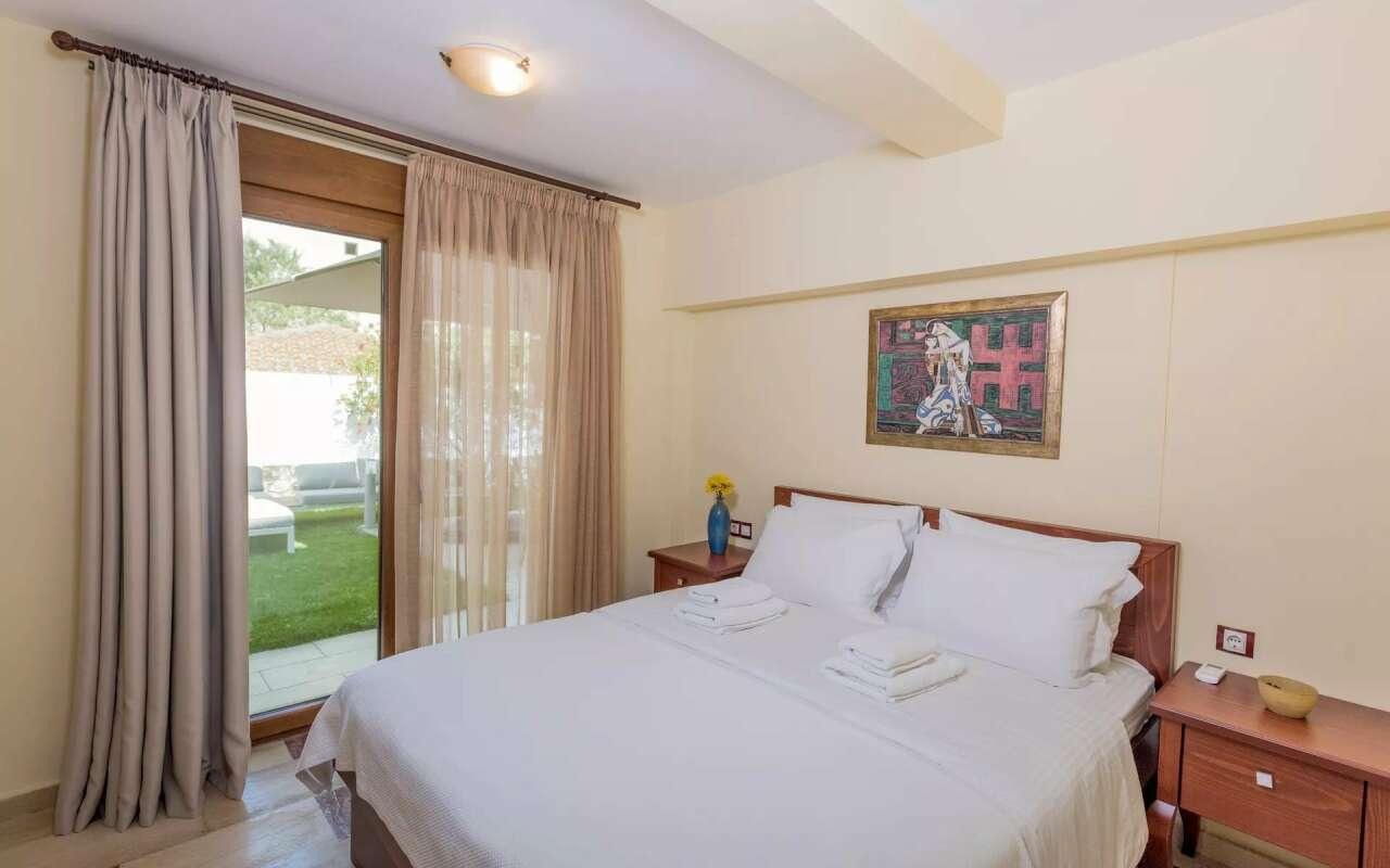 W Villas Premium Beachfront Villa 2, Pefkochori