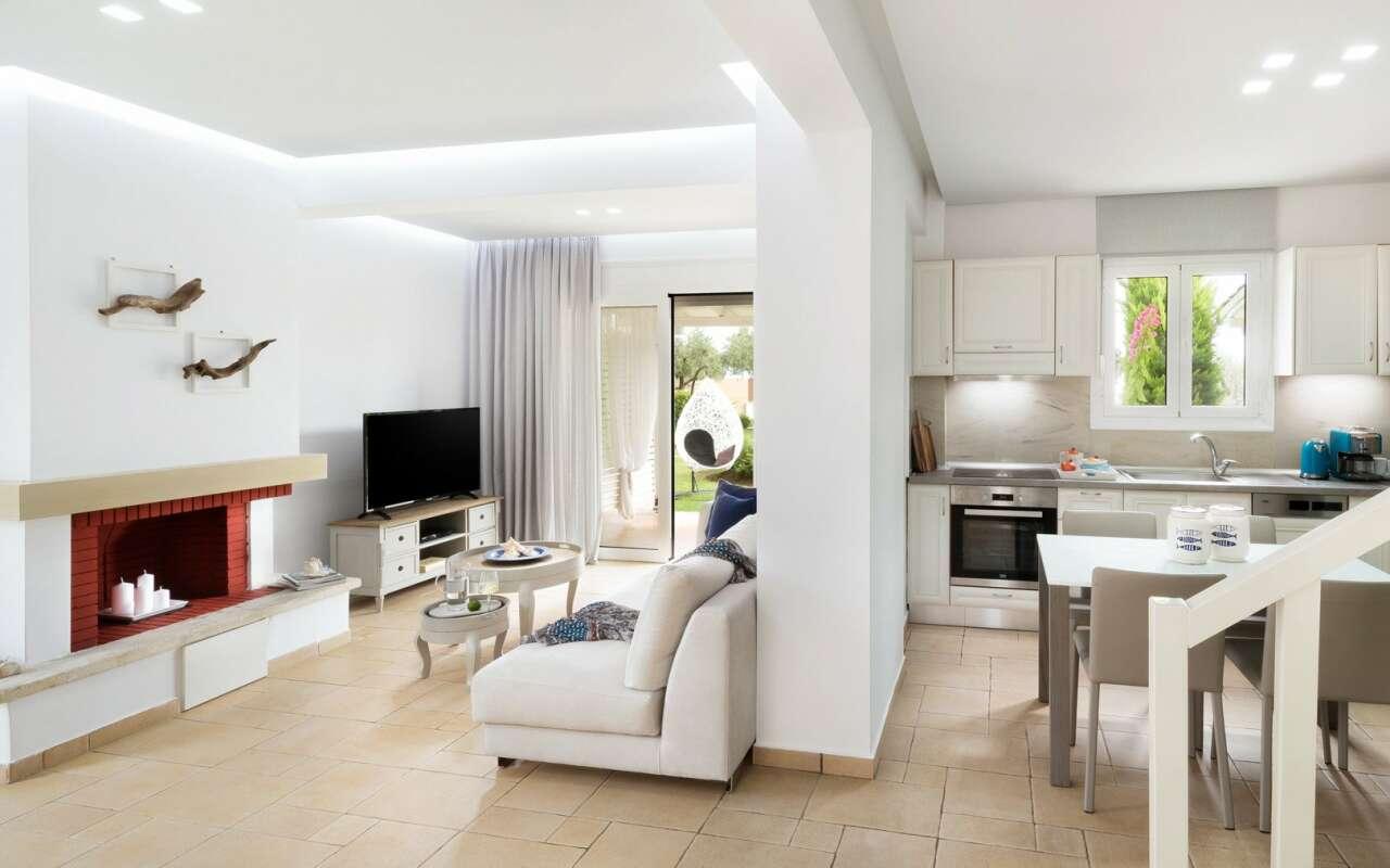 Kassandra Comfort Villa, Poluchrono