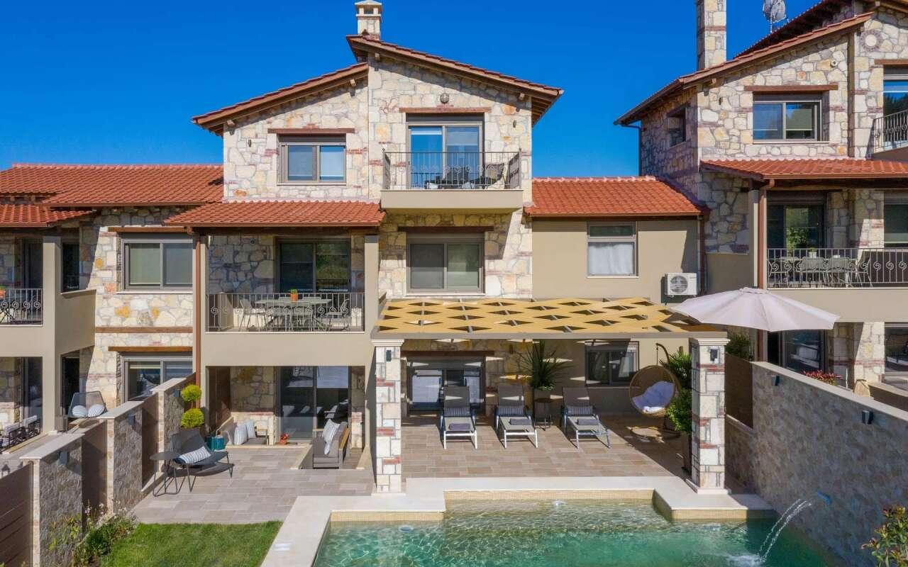 Five Senses Orasi Villa, Vourvourou