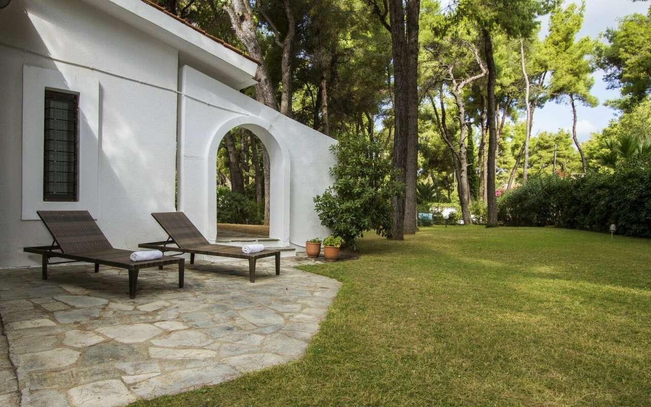 Muses Sea side Thalia Villa, Sani