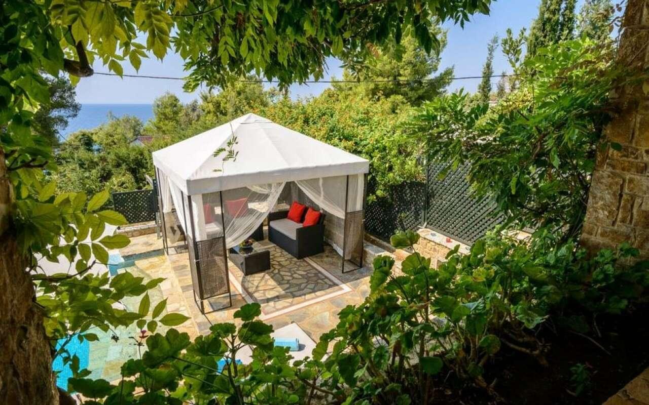 Maria Elena Villas Stonebuilt Villa Afrodite, Akti Elias