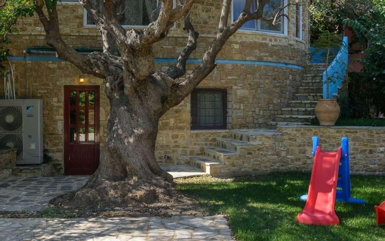 Maria Elena Villas Stonebuilt Villa Danae, Akti Elias