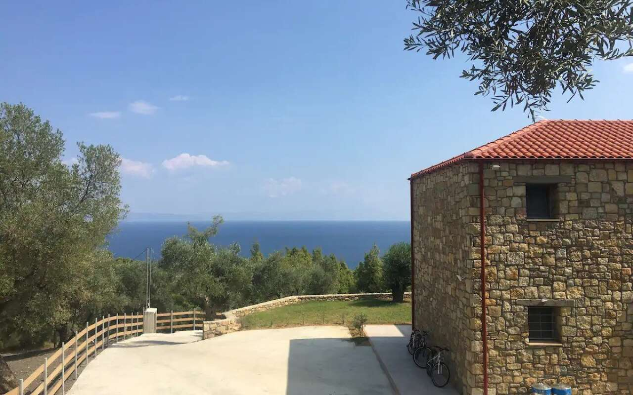 The Evergreen Pine Residence, Agios Nikolaos