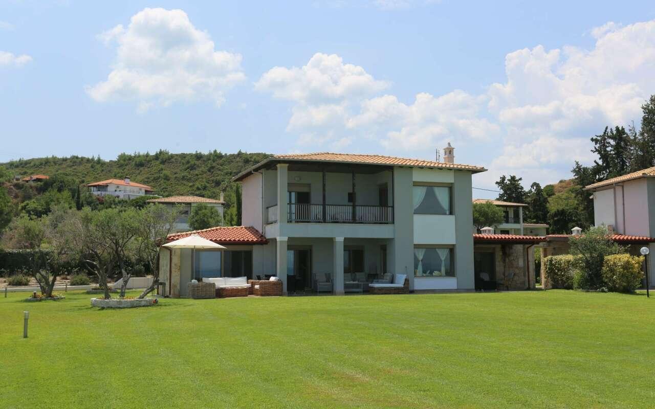 Elios Villa,Hanioti