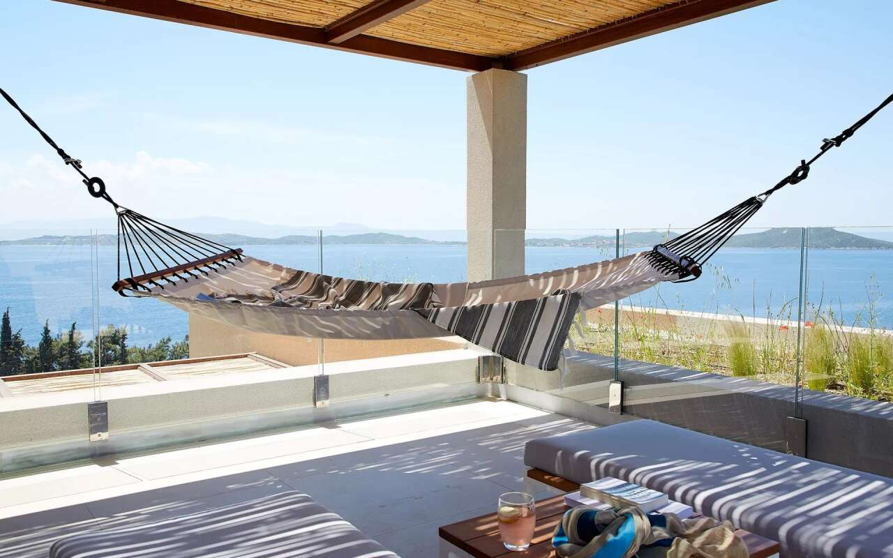 Eagles Residential 2 Bedroom Pool Villa, Ouranoupoli