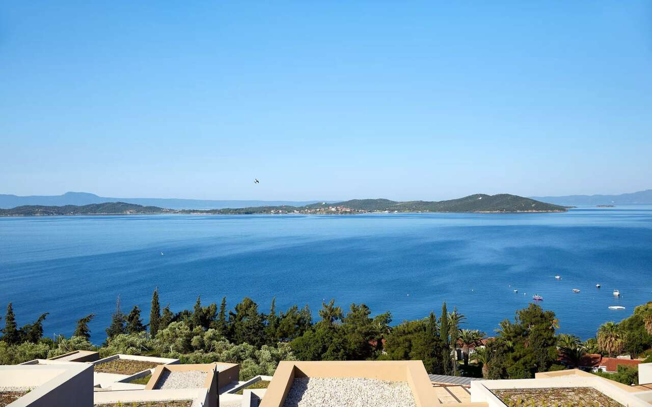 Eagles Residential 2 Bedroom Pool Villa With Private Garden, Ouranoupoli