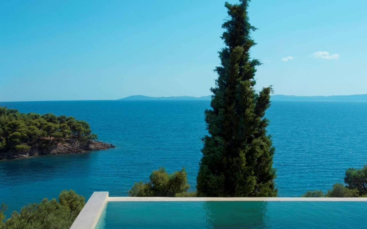 Villa Kalyva Mare,Neos Marmaras
