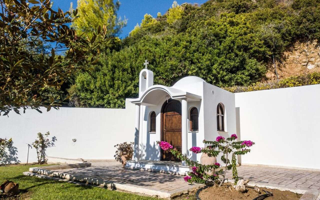 Luxurious Villa, Agia Paraskevi