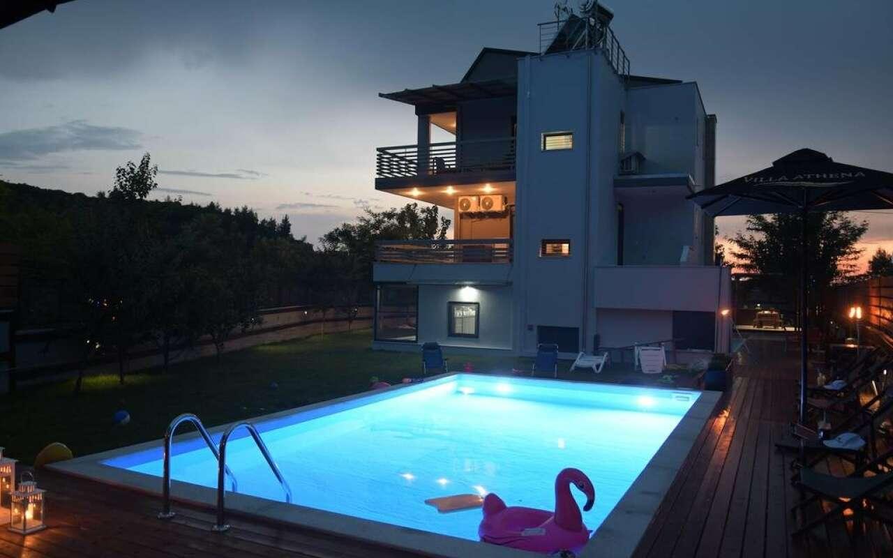Villa Athena,Toroni