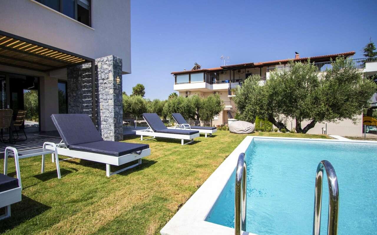 Keros Private Pool Villa I , Pefkochori