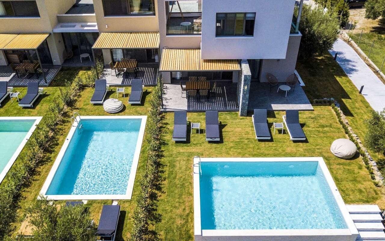 Keros Private Pool Villa II , Pefkochori